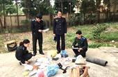 Xét xử không đúng tội danh, VKS kháng nghị vụ đánh tráo xe tang vật vụ án