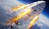 SpaceX lập kỳ tích trong lịch sử, phóng thành công tàu vũ trụ chở người lên Trạm vũ trụ ISS