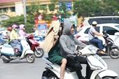 Nắng nóng khắp cả nước, Hà Nội có chỉ số tia UV mức 9