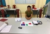 Bắt đối tượng mua bán ma túy ở Vân Hồ, Sơn La