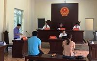 VKSND huyện Mường Tè tổ chức phiên tòa xét xử rút kinh nghiệm vụ án dân sự