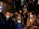 Nga ghi nhận gần 9 000 ca nhiễm mới