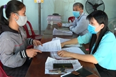 Liên quan đến gói hỗ trợ 62 nghìn tỉ Đã xử lý sai phạm tại 2 xã của Hòa Bình và Thanh Hóa