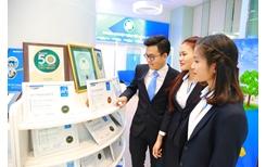 Bảo Việt trong Top 50 công ty niêm yết tốt nhất Việt Nam do Forbes bình chọn