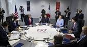 """Anh quyết tâm ngăn chặn khả năng Nga """"chen chân"""" vào khối G7"""