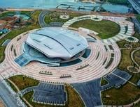 Nhà thi đấu đẹp nhất Việt Nam là nơi tổ chức giải thể thao ngành Kiểm sát Cúp Báo Bảo vệ pháp luật lần thứ X