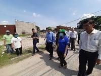 Xử lý vi phạm trật tự xây dựng trên địa bàn huyện Bình Chánh