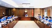 Họp Ban Chỉ đạo tổ chức Hội nghị tập huấn về án tham nhũng, chức vụ