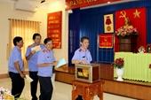VKSND tỉnh An Giang tổ chức hội nghị cán bộ chủ chốt thực hiện quy trình bổ nhiệm