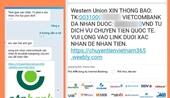 Bộ Công an cảnh báo thủ đoạn lừa đảo chiếm đoạt tài sản của người bán hàng online