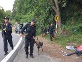 Hình ảnh Cảnh sát ráo riết truy tìm phạm nhân nguy hiểm trốn trại trên đèo Hải Vân