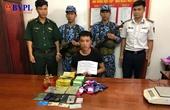Đoàn đặc nhiệm số 2 Bộ tư lệnh Cảnh sát biển bắt vụ ma túy lớn nhất từ trước đến nay