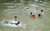 Tắm sông, 3 học sinh tiểu học đuối nước thương tâm