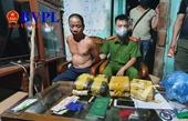 NÓNG Bắt ông trùm ma túy ở Điện Biên, thu giữ 42 200 viên ma túy