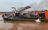 Trực thăng quân sự Mi-17 rơi trên đảo Java- Indonesia, 4 binh sĩ thiệt mạng