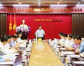 Quảng Ninh đề nghị bầu trực tiếp Bí thư Tỉnh ủy tại Đại hội