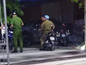 Tạm đình chỉ công tác trung úy Công an rút súng bắn người tại quán nhậu