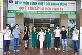 Thêm 3 bệnh nhân được chữa khỏi COVID-19, cả nước chỉ còn 16 bệnh nhân đang điều trị