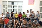 Triệt phá ổ cờ bạc tổ chức tinh vi hoạt động trong thời gian dài ở Đồng Nai