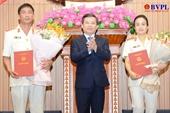 Chủ tịch nước bổ nhiệm 2 Phó Viện trưởng và 2 Kiểm sát viên VKSND tối cao