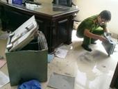 """Đã bắt được """"siêu trộm"""" chuyên phá két sắt trong các cơ quan Nhà nước ở Hải Phòng"""