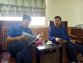Chi cục trưởng THADS huyện Hương Khê bị phê bình Những trì hoãn thi hành án khó hiểu
