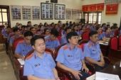 VKSND tỉnh Hà Tĩnh tập huấn chuyên sâu về kiểm sát giải quyết án hình sự