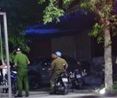 Công an tỉnh Bình Dương thông tin vụ Thượng úy Công an nổ súng trong quán nhậu