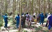 Vụ cháu bé 5 tuổi tử vong trong rừng ở Nghệ An Đã khởi tố vụ án, gia hạn tạm giữ nghi phạm chính