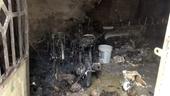 Vụ cháy 3 người chết 3 cô cháu trong căn phòng một cửa