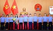 Đảng bộ Văn phòng VKSND tối cao tổ chức Đại hội lần thứ IV