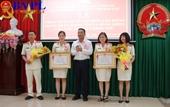 Nhiều cá nhân, tập thể VKSND tỉnh Đắk Lắk được tặng thưởng huân chương