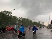 Cả nước ngày nắng nóng, đêm mưa dông, đề phòng thời tiết nguy hiểm