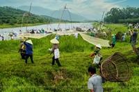 Lễ hội đánh cá có truyền thống gần 300 năm chuẩn bị khai hội tại Hà Tĩnh