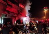 Điều tra vụ cháy 2 cửa hàng lúc nữa đêm