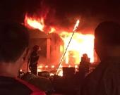Hé lộ nguyên nhân vụ Chồng chở con đi học  vợ cùng người đàn ông lạ chết cháy trong nhà