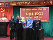 Văn phòng tổng hợp VKSND tỉnh Hải Dương Lá cờ đầu trong các phong trào thi đua