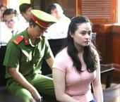 Hoãn xét xử hot girl Ngọc Miu cùng nhân tình