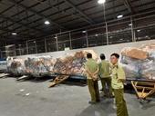 Khám kho hàng quốc nội Vietnam Airlines Thu giữ hơn 4 tấn hàng hóa không giấy tờ