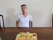 Vừa ra tù, đối tượng đã vận chuyển thuê 2kg ma túy đá