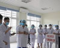Hải Phòng tiếp nhận và điều trị bệnh nhân 300 tái dương tính COVID-19