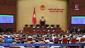 Quốc hội thông qua Luật và Nghị quyết