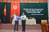 Thủ tướng phê chuẩn chức vụ Phó Chủ tịch UBND tỉnh Quảng Bình
