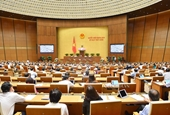 Bế mạc Kỳ họp thứ 9 Quốc hội khóa XIV