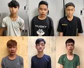 6 thanh, thiếu niên cướp tài sản táo tợn để lấy tiền chơi game