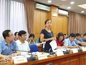 """""""Lùm xùm"""" thao túng, tiêu cực tài chính tại Đoàn Luật sư Hà Nội, Bộ Tư pháp lên tiếng"""
