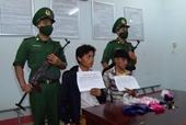 Sơn La bắt quả tang 2 đối tượng mua bán trái phép hơn 5 000 viên ma tuý