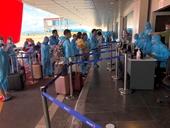Đưa 309 công dân Việt từ Angola về sân bay Vân Đồn, Quảng Ninh