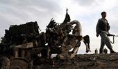 Khủng bố kinh hoàng ở Syria, hàng chục binh sĩ quân chính phủ thiệt mạng