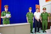 Khởi tố, bắt tạm giam Phó Hiệu trưởng trường Trung cấp y tế Hà Giang